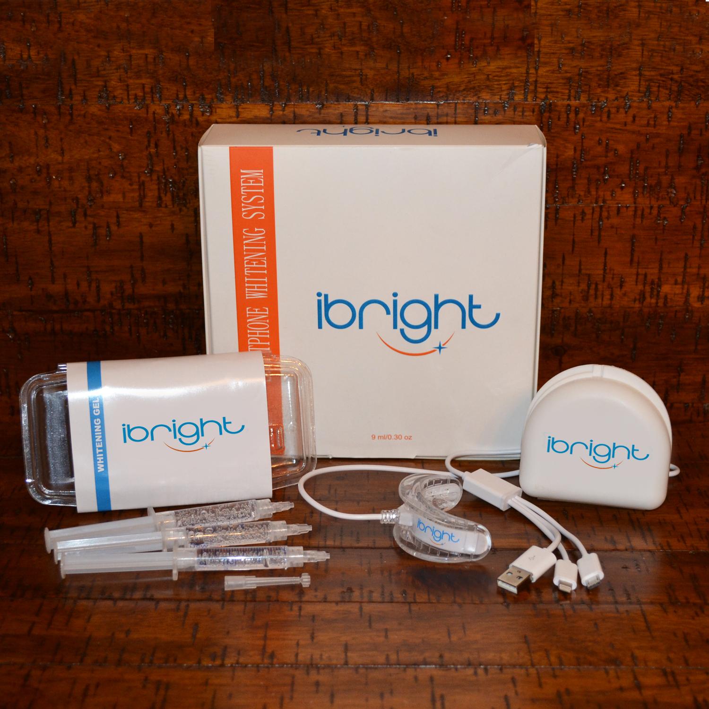 Ibright Teeth Whitening System Ibright Smartphone